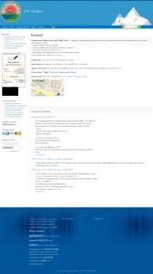 Так виглядає сайт влітку 2010