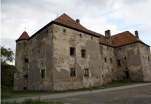 Замок Сент - Миклош